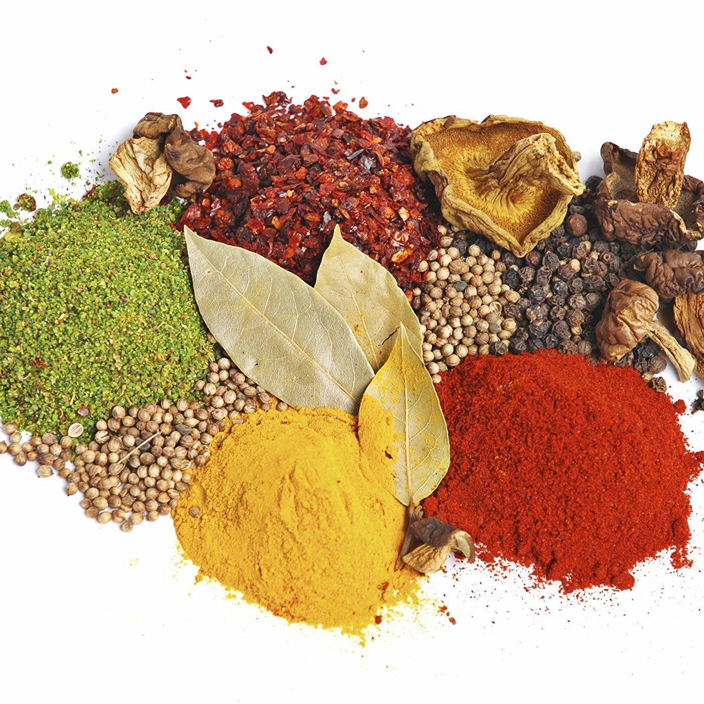 1. Gewürze-Spice