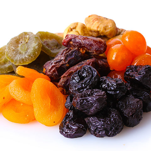 5. Getrocknete Früchte-Dried Fruits